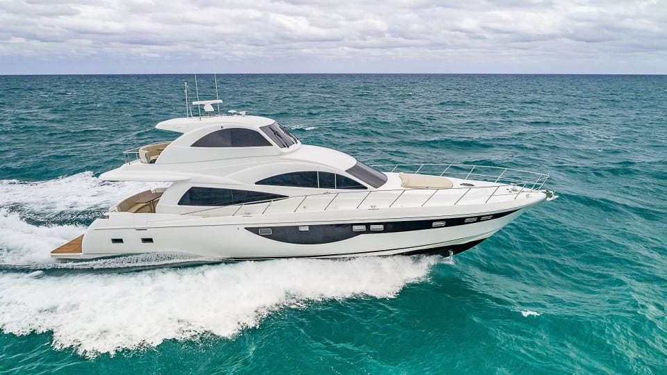 Dyna Yachts introduces brand new model Dyna 68